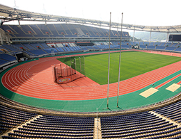 2013年韩国仁川亚运会田径场