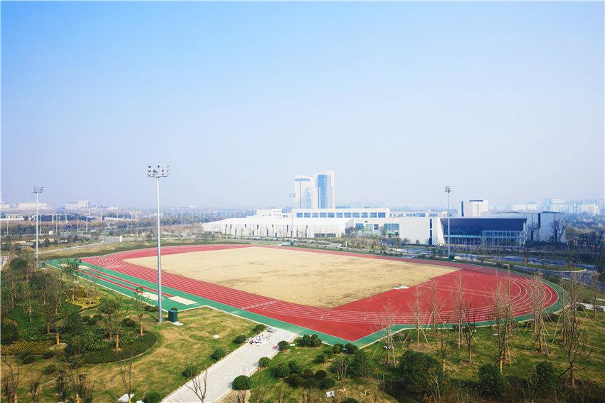 扬州体育公园训练场